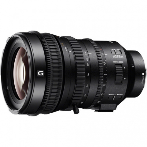 עדשה Sony E PZ 18-110mm f/4 G OSS