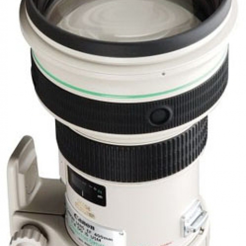 עדשה Canon EF 400mm f/4 DO IS II USM קנון