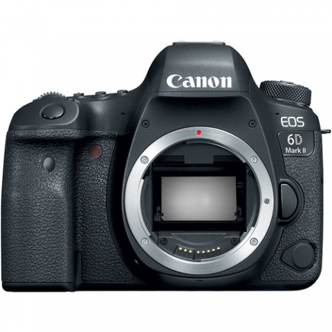 מצלמה רפלקס DSLR ‏ Canon EOS 6D Mark II קנון קרט