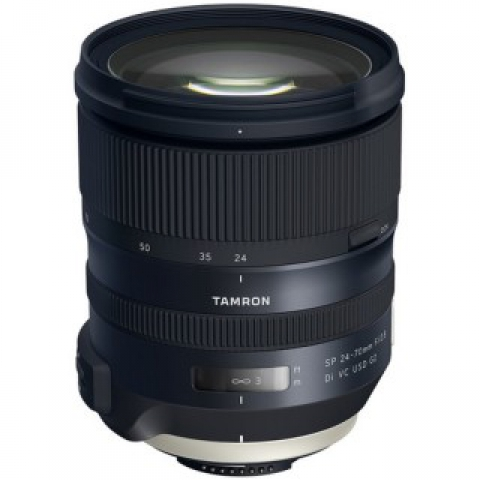 עדשה Tamron SP 24-70mm F/2.8 Di VC USD G2
