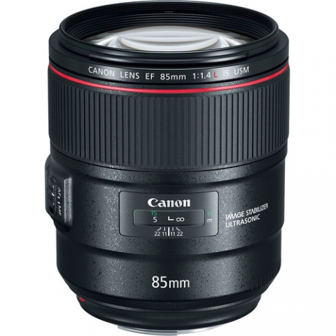 עדשה Canon EF 85mm f/1.4L IS USM קנון