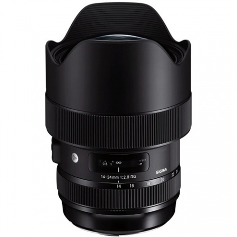 עדשה Sigma 14-24mm F2.8 DG HSM Art סיגמה