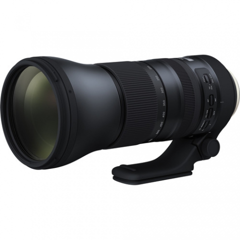 ‏עדשה Tamron SP 150-600mm F5-6.3 Di VC USD G2