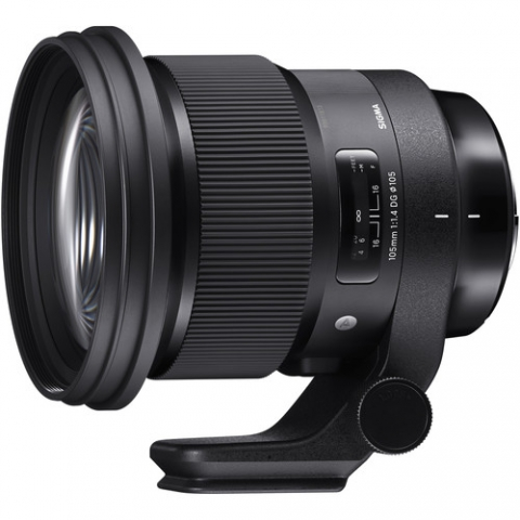 ‏עדשה Sigma 105mm F1.4 DG HSM Art סיגמה