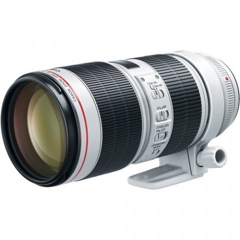 ‏עדשה Canon EF 70-200mm f/2.8L IS III USM קנון