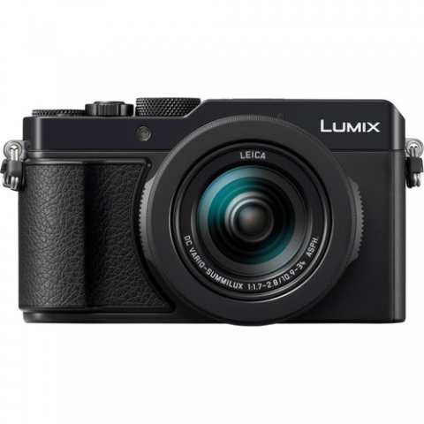 מצלמה קומפקטית Panasonic Lumix DMC-LX100 Mark II