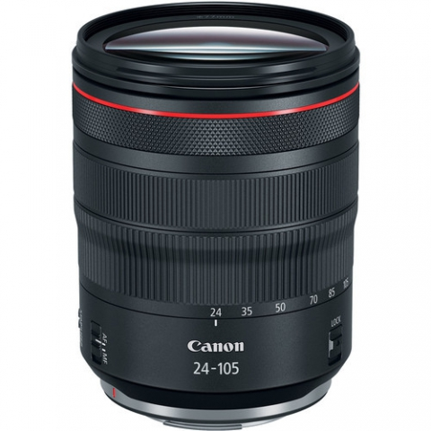 עדשה Canon RF 24-105mm f/4L is USM
