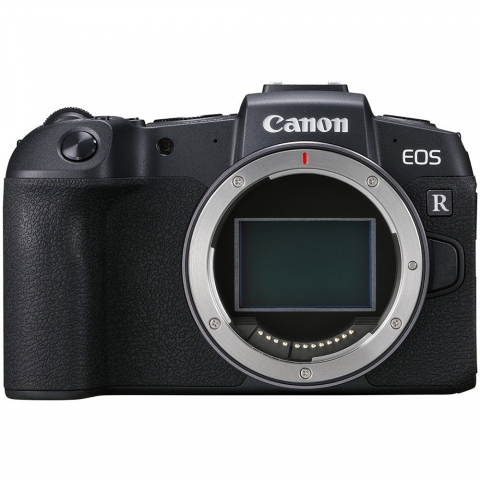 Canon EOS RP Body + Mount Adaptor EF קרט