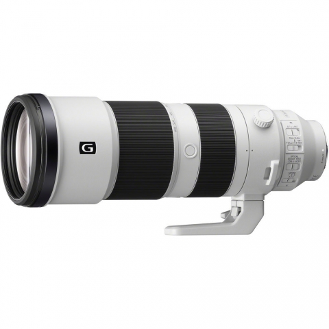 ‏עדשה Sony FE 200-600mm f/5.6-6.3 G OSS סוני