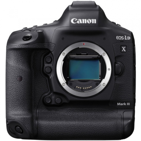 מצלמה רפלקס DSLR‏ Canon EOS 1DX Mark III גוף בלבד