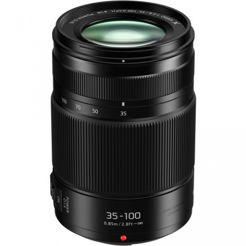 ‏עדשה Panasonic Lumix G X Vario 35-100mm f/2.8 II POWER OIS פנסוניק