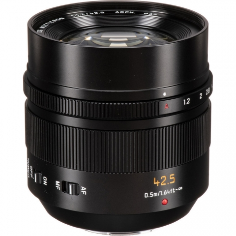 ‏עדשה Panasonic Leica DG Nocticron 42.5mm f/1.2 ASPH Power OIS פנסוניק