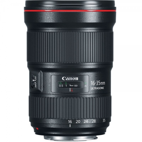 Canon EF 16-35mm f/2.8L III USM קרט