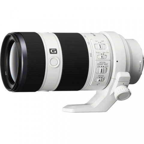 Sony FE 70-200mm f/4.0 G OSS ישפאר