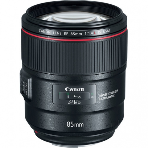 Canon EF 85mm f/1.4L IS USM קרט