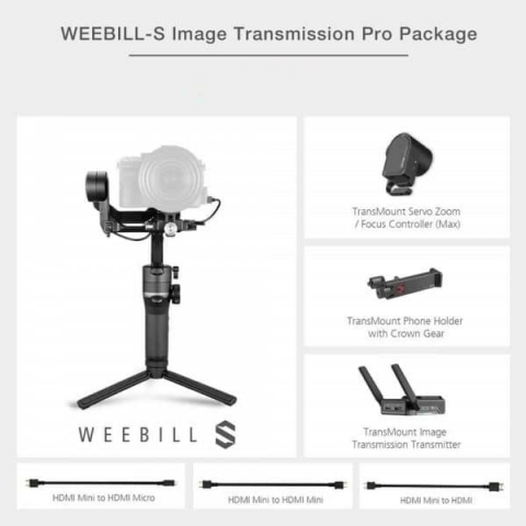 Zhiyun-Tech Weebill S kit