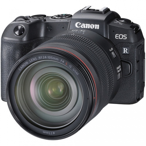 Canon EOS RP + 24-105 RF L IS קרט