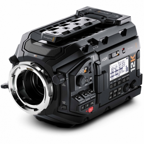 מצלמה Blackmagic URSA Mini Pro 12K