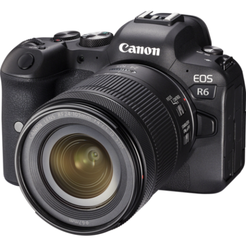 Canon EOS R6 Kit + 24-105mm f/4-7.1