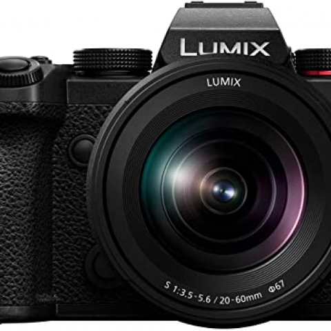 Panasonic Lumix DC-S5 Mirrorless Digital Camera גוף בלבד